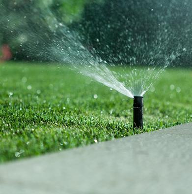 collaudo impianto irrigazione spruzzino toro